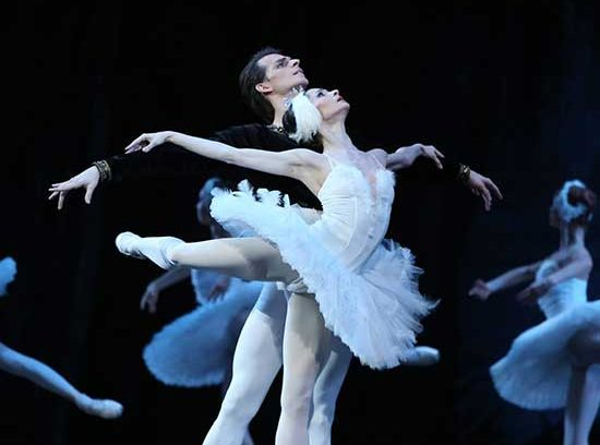 SWAN LAKE, Russia The Moscow Stanislavsky Ballet