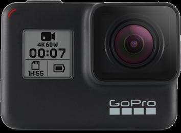 3 - GoPro Black