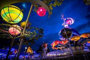 Night beauty - Tomorrowland