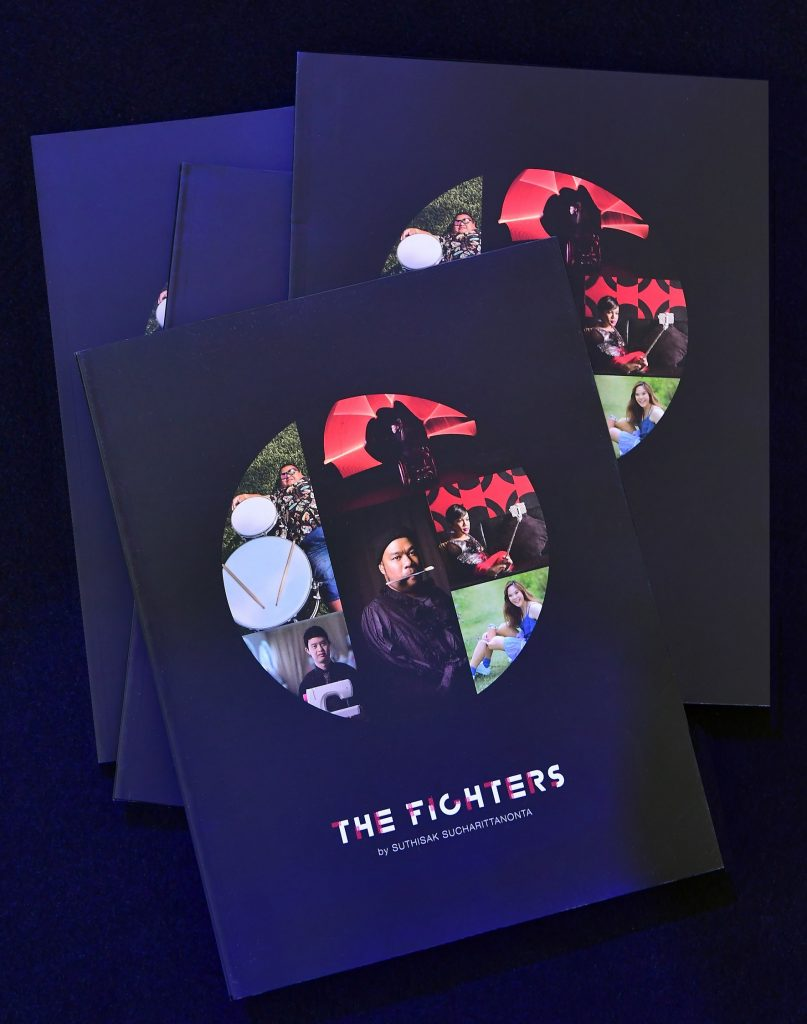 The Fighters Project Photo Book